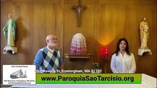 Mensagem do Padre Volmar Scaravelli
